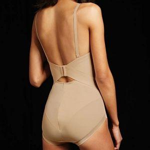Flexees Intimates & Sleepwear - MAIDENFORM FLEXEES - easy up firm control bodysuit